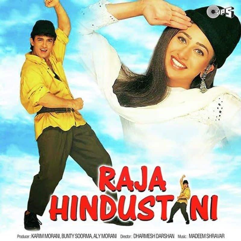 Raja Hindustani's director Dharmesh's first choice for the lead role was Aishwarya Rai, but the actress who already had bagged four movies at that point, chose to give it all up and participate in the Miss World pageant. Later, Karishma Kapoor was seen doing the same role.
