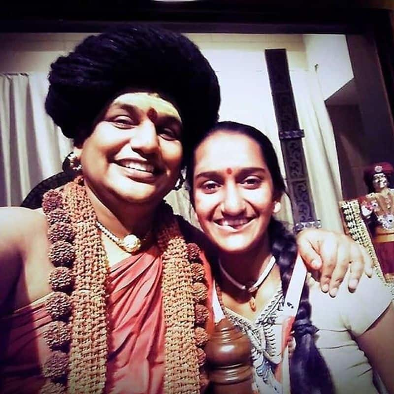 Nithyananda, who died after leaving his property