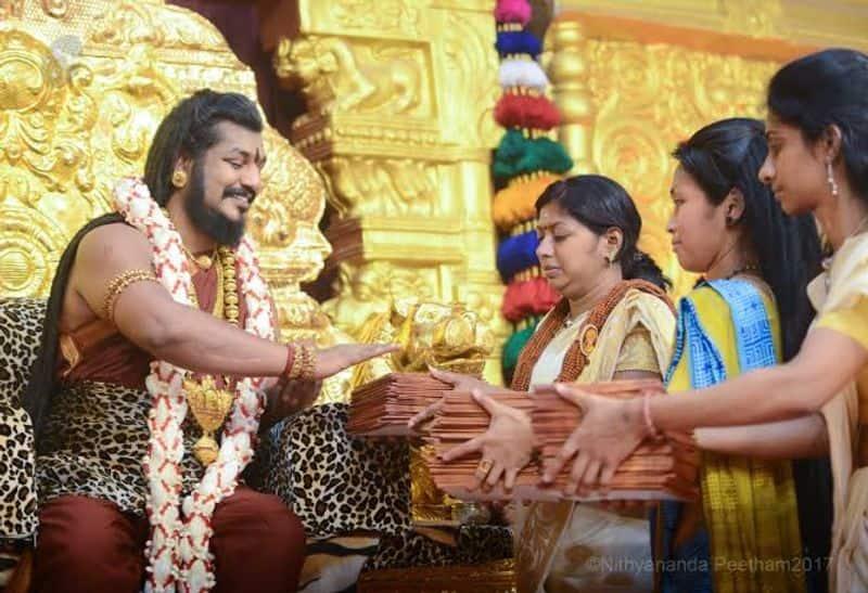 Madurairakanda ... Nithyananda Action ..!