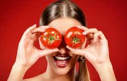 tomato facepack