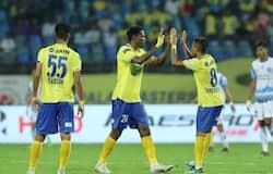 Kerala Blasters Goal