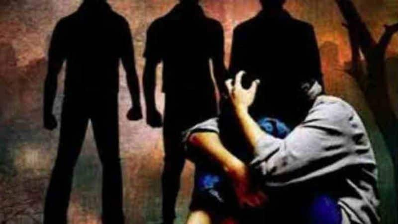 friend wife raped by his friend's at odisa - police arrest 3 people's regarding this