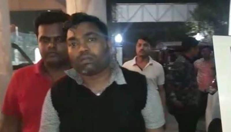 Police rescued Manipurs chief minister brother
