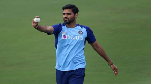 Bhuvneshwar rubbishes report of him losing drive to play Test cricket