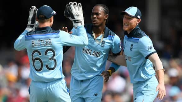 Jofra Archer out of T20 Series against Team India with Elbow Injury CRA