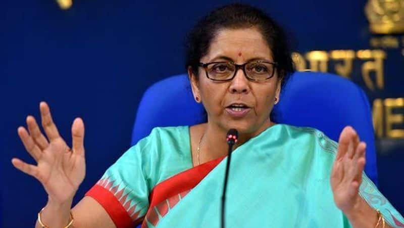 Finance minister Nirmala Sitharaman, Sonia Gandhi lock horns over student protests