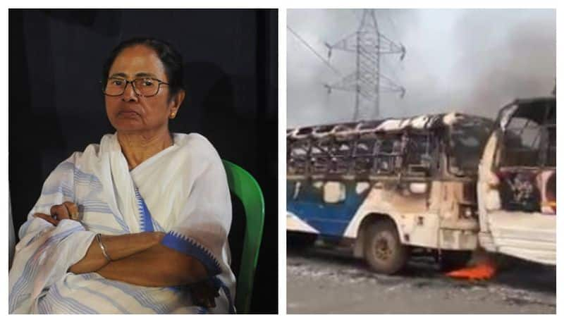 Minority appeasement of Mamata Banerjee once again in question for violence in Bengal