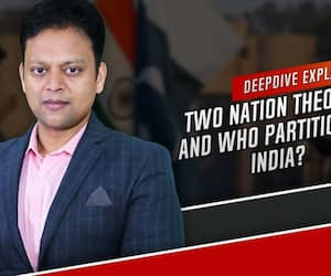 Deep Dive with Abhinav Khare:  wo Nation Theory and Who partitioned India? KPB