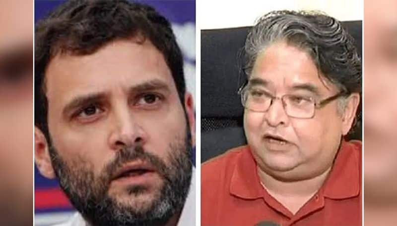 Rahul's Savarkar comment Veer Savarkar's grandson urges Uddhav Thackeray to beat Rahul Gandhi publicly