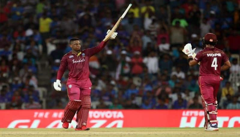 West Indies beat India by 8 wickets at Chennai