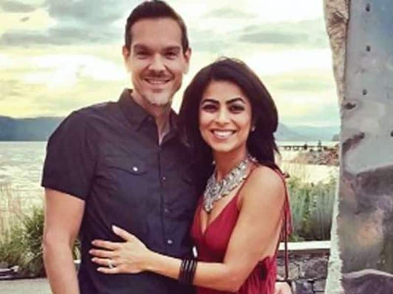 Dimple Inamdar And Mark Weekes: Dimple Inamdar got married to a  banker, Mark Weekes in the year 2014 and is now a mother of a daughter