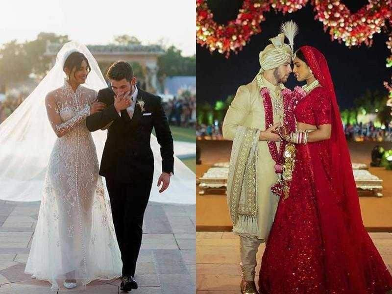 Priyanka Chopra:  In December 2018, Priyanka Chopra and Nick Jonas (American singer )got married at Umaid Bhawan Palace, Jodhpur in traditional Hindu and Christian ceremonies. Nick has been accepted as the National Jiju by everyone in the country.