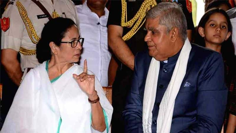 Mamata has taken unconstitutional route by seeking outside intervention on CAA: Governor Jagdeep Dhankar