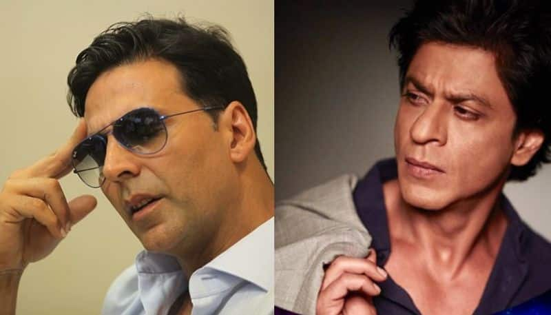 Akshay Kumar and Shah Rukh khan have been criticized on cab 2019