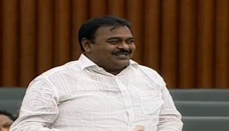 Janasena Mla Rapaka varaprasad supports three capitals bill in Ap Assembly