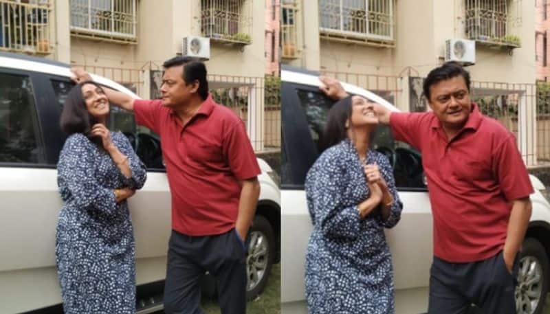 Shooting started for Rituparna Sengupta and Saswata chatterjee new film Chhuti