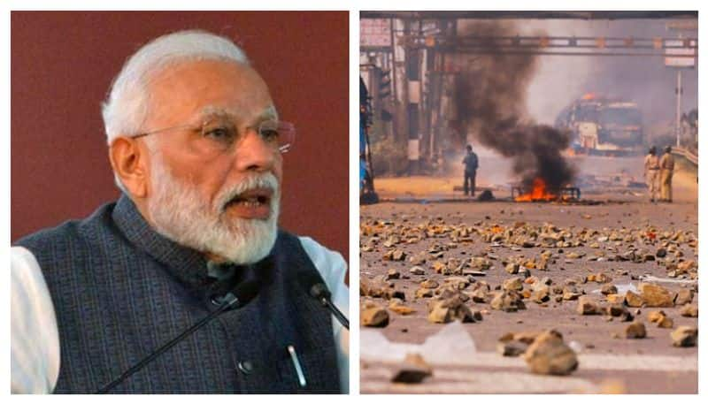 PM Modi holds security meeting amid escalating CAA protests