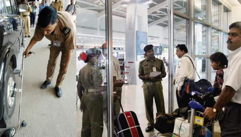 Security stepped up at Kolkata airport after receiving threat message