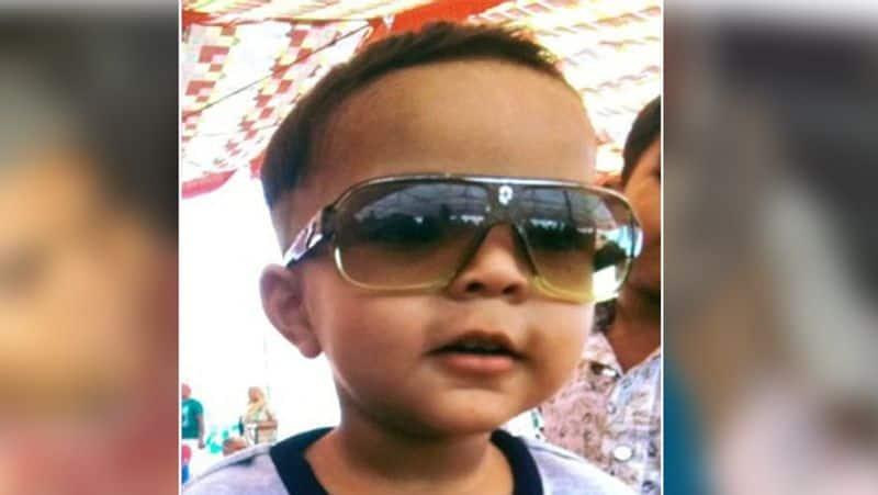 Woman made a weapon of washing machine to kill a child kpa