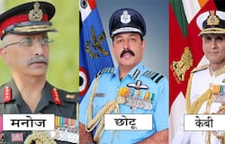 The three friends will jointly manage the command of Jal, Thal and Nabh army kps