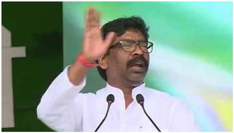 BJP calls it 'insult to Hindus' as JMM chief Hemant Soren stokes controversy with 'saffron clad rape' remark