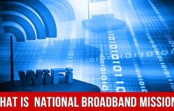 Govt launches National Broadband Mission, Aims To Provide Broadband Access to All Villages by 2022