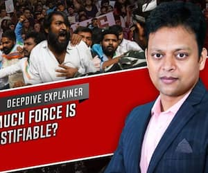 Deep Dive with Abhinav Khare: To what extent is the use of police force appropriate? KPB