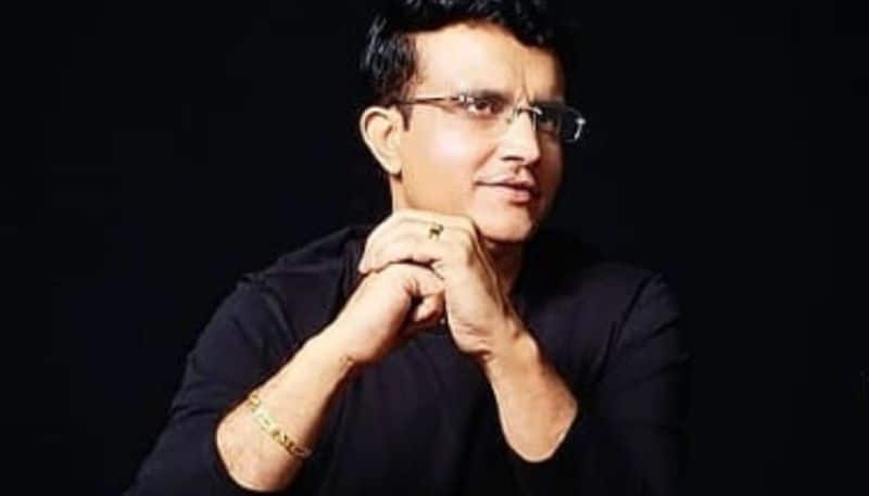 Sourav Ganguly tweets on the viral post of his daughter