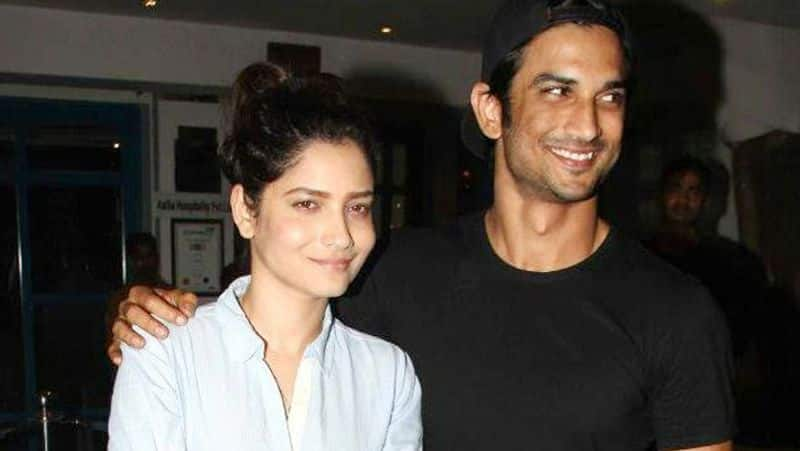 Ankita Lokhande Reacts to News of Sushant Singh Rajput Commiting Suicide