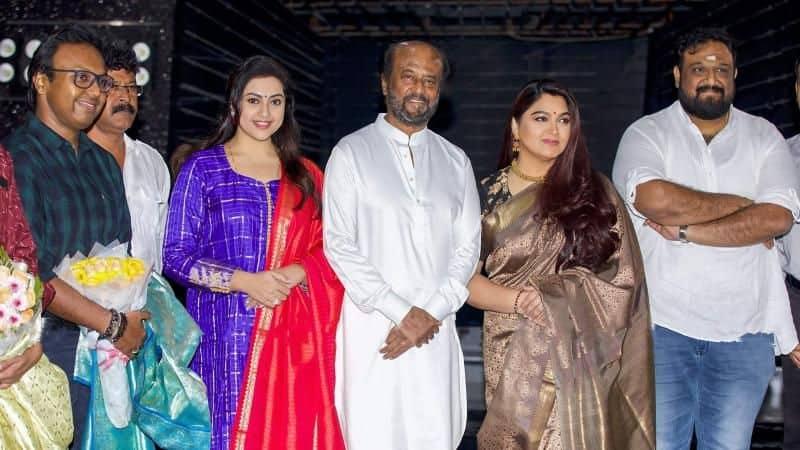 rajinikanth 168 movie actress kushboo sundar character revel