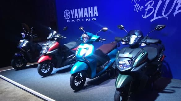 Yamaha blue square outlet opened in Kerala