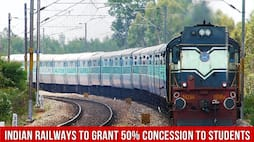 "Indian Railways offers 50% Concession for Youth Participating in ""Ek Bharat Shrestha Bharat"" Programme"