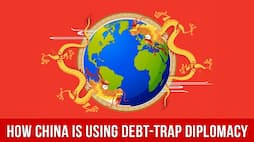 This is how China is using debt trap diplomacy