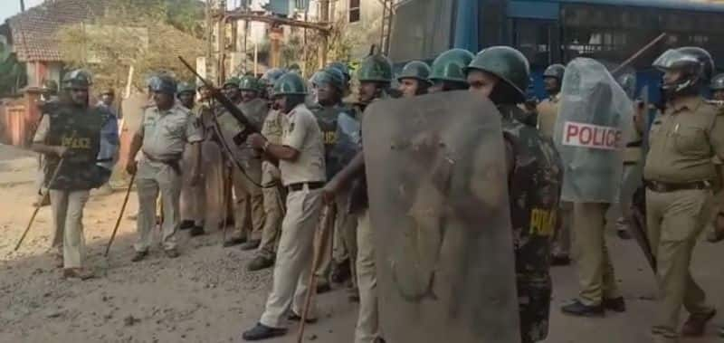 Case filed against Karnataka cop for his terrifying statement during Mangaluru protests