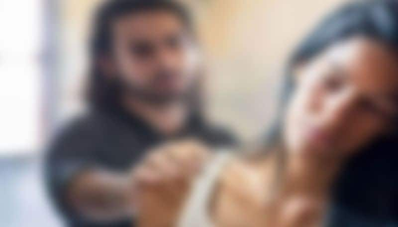 wife forces husband to watch porn video