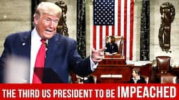 Donald Trump The Third US President To Be Impeached