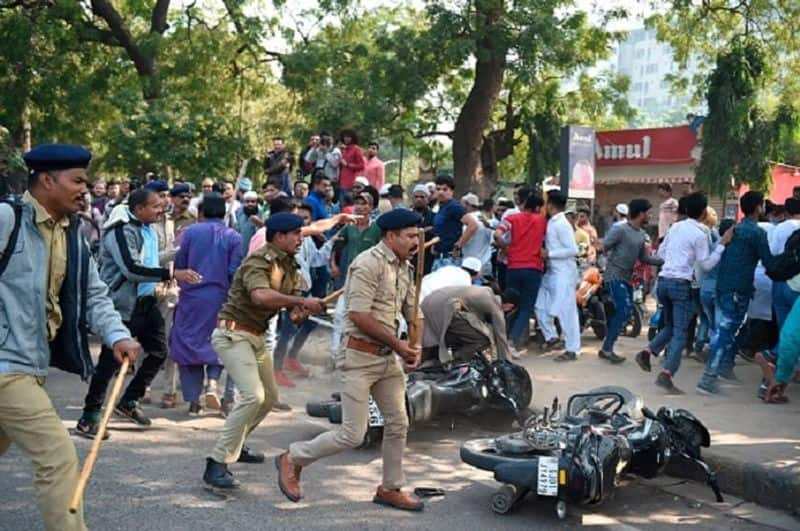 CAA Protest: Congress corporator, 48 others detained in Ahmedabad