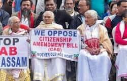 12 BJP mlas resigh for CAA