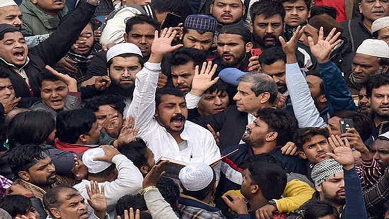 Maharashtra: Lok Adhikar Manch holds rally in support of CAA