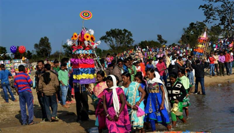 Tusu Puja the traditional festival of Bengal