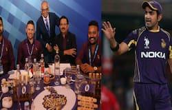 gambhir slams kkr team selection