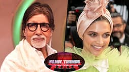 Filmy Trends: From Amitabh Bachchan's message for granddaughter to Deepika Padukone's e-taxi service