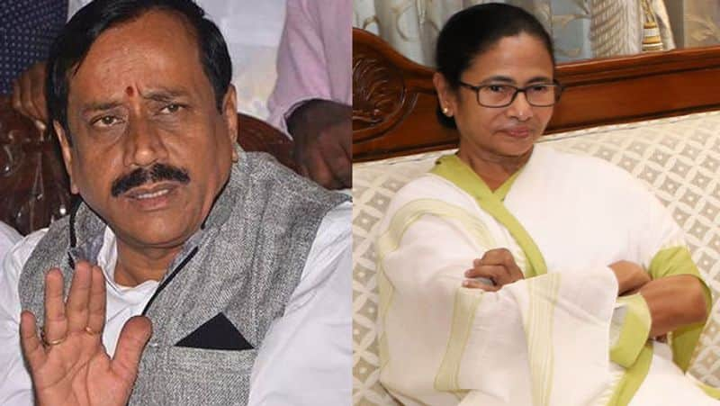 H. Raja showing the true face of mamata banerjee