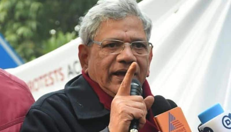 CPI(M) secretary Sitaram Yechury says CAA is unconstitutional, legal luminaries beg to differ