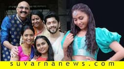 Kannada actor Sihi Haki Chandru lockdown dance with family vcs