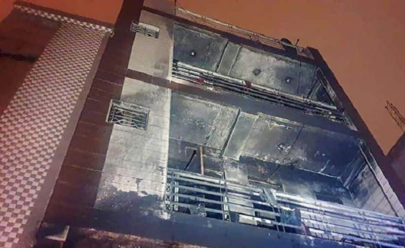 Kirari fire tragedy: 3 children among 9 killed after fire breaks out at cloth godown in Delhi