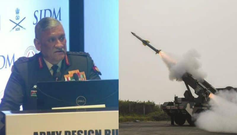 DRDO successfully flight test Quick Reaction Surface to Air Missile System