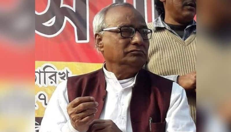 CPM leader Mriganka Bhattarcharjya passes away in Kolkata
