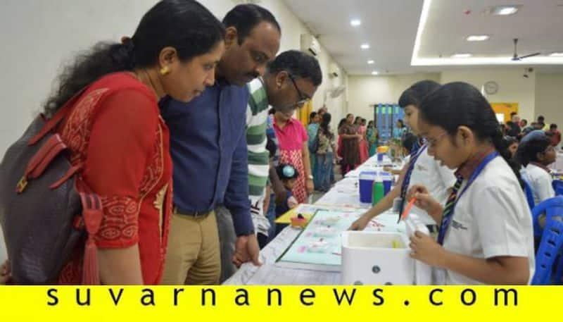 Eureka STEAM Exhibition 2019 in Hindustan International School Guindy
