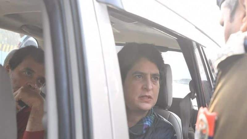 Complaint filed against Sonia, Priyanka for delivering provocative speeches over CAA